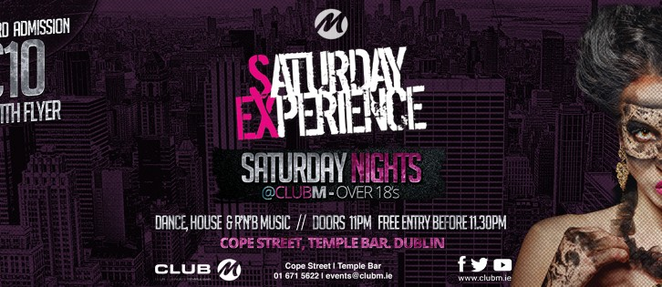 Club M Nightclub, Temple Bar, Dublin, Ireland - Nightclubs